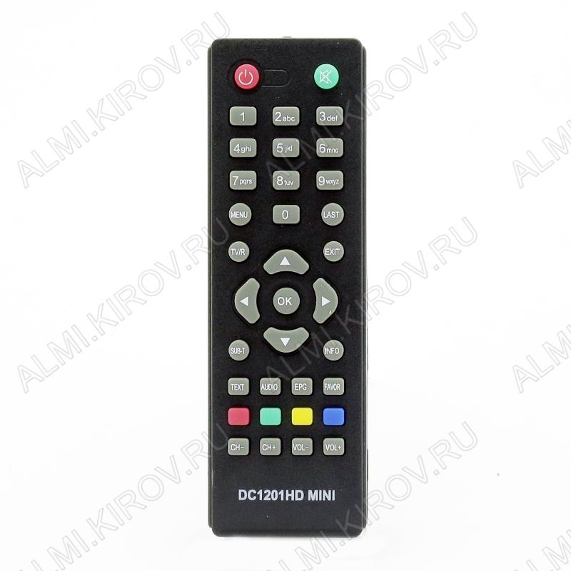 ПДУ для D-COLOR (для ресивера DC1201HD) DVB-T2