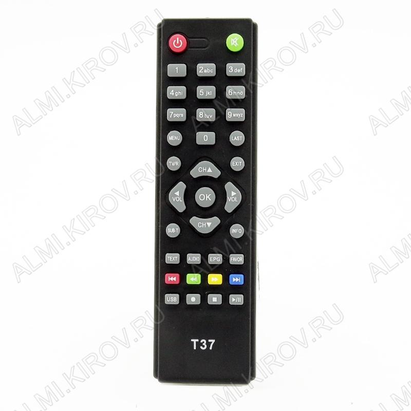 ПДУ для WORLD VISION T37/T57D/T57M DVB-T2
