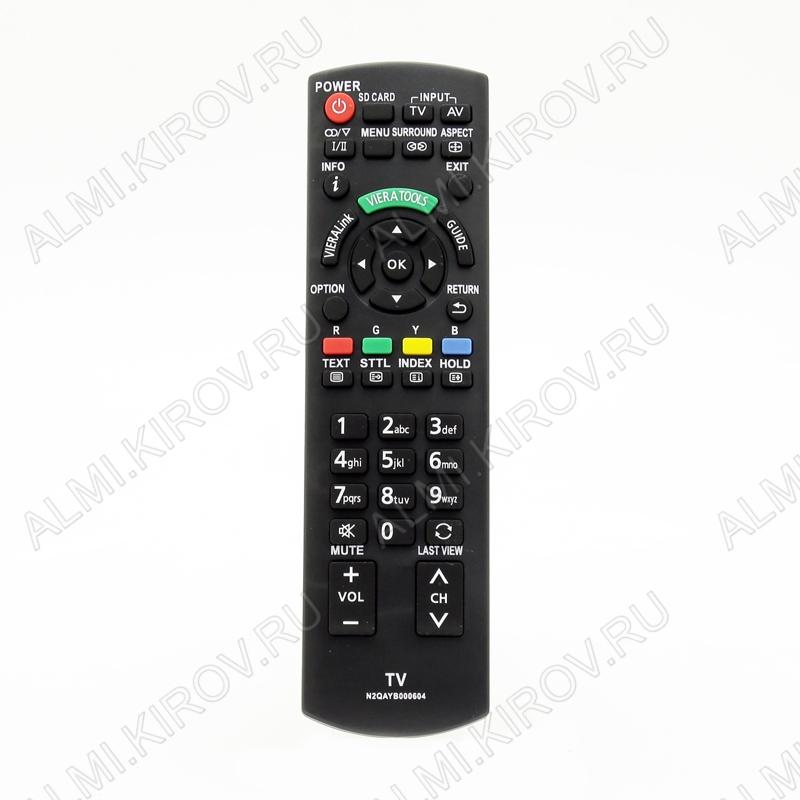 ПДУ для PANASONIC N2QAYB000604 LCDTV