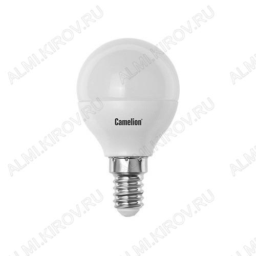 Лампа светодиодная 220В/  5Вт/ E14/ 3000К (теплый белый) (L252)/ 390Lm (LED5-G45/830/E14);