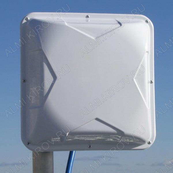Антенный комплект для 3G/4G USB-модема №7 УНИВЕРСАЛЬНЫЙ Диапазон 900-2700MHz; 14dB; в комплекте антенна NITSA-5 с кабелем 10м + адаптер для USB-модема
