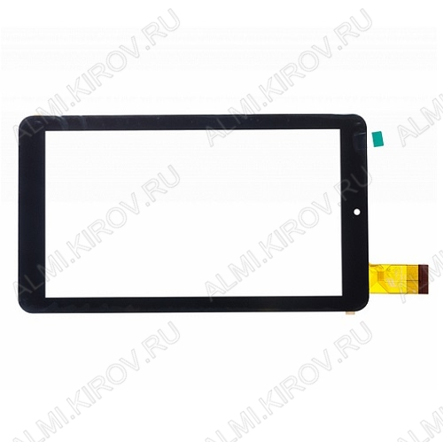 ТачСкрин China Tab 7.0' TP070255 (K71)-01 (184*104 мм) черный