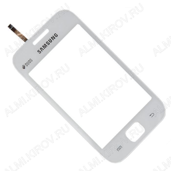 ТачСкрин для Samsung Galaxy Ace Duos S6802 белый Orig