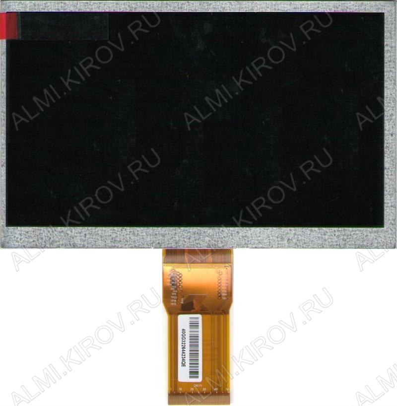 Дисплей для Explay Hit (50pin 163x97x2,8мм) планшет