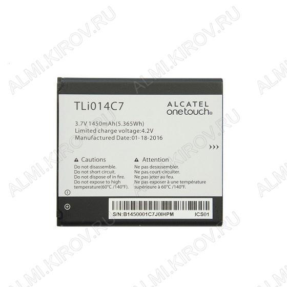АКБ для Alcatel 4024D One Touch TLi014C7