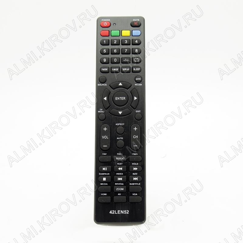 ПДУ для ERISSON 42LEN52 LCDTV