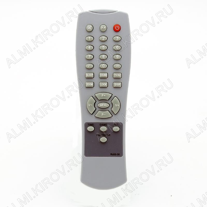 ПДУ для ONIKS RC03-36 TV