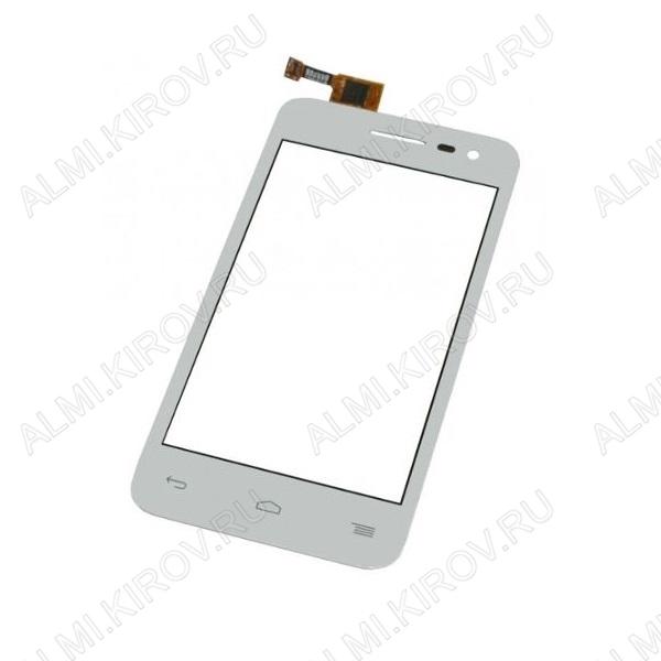 ТачСкрин для Alcatel OT-5050 белый