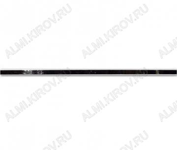 Лента 0,7мм для нагревательных элементов (самоклеящаяся) 12V; длина 1м; максимальная температура негрева 120гр
