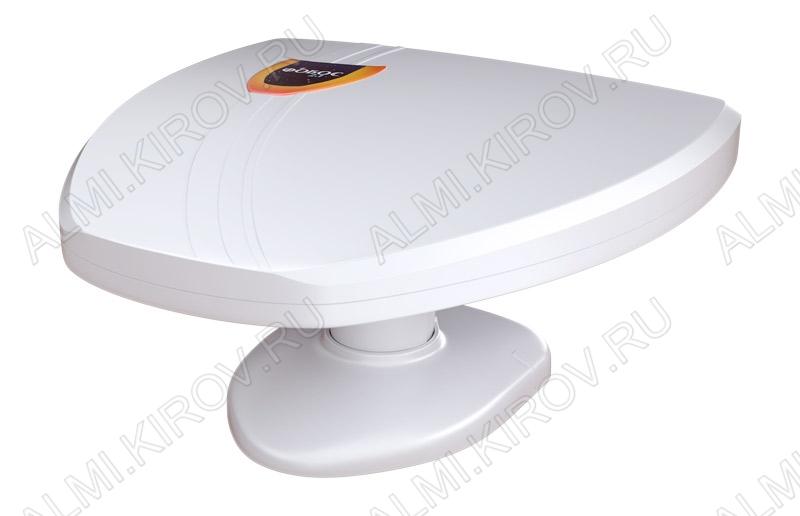 Антенна комнатная ФОБОС 2.1 5V активная ДМВ/DVB-T2; 42dB; питание 5V от ресивера; с кабелем 1.8м
