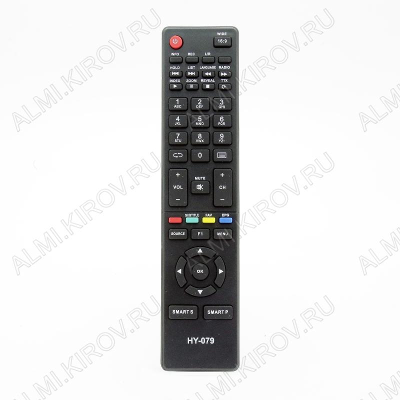 ПДУ для FUSION HY-079 (FLTV-32T24) LCDTV