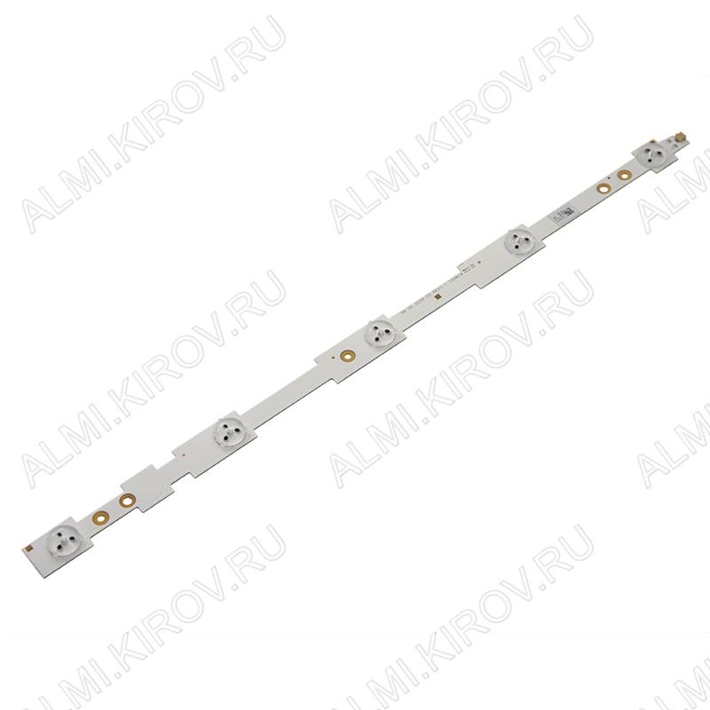 Модуль подсветки LED TV 420мм 5 линз SW 39 3228 05 REV1.1 120814