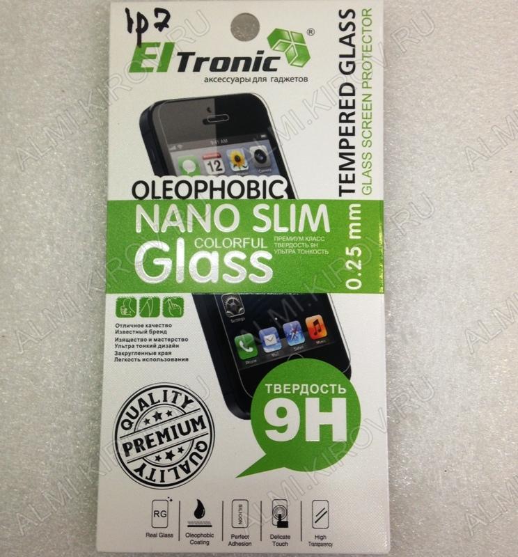 Защитное стекло Apple iPhone 7/8 Plus прозрачное