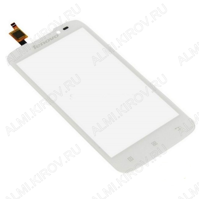 ТачСкрин для Lenovo A516 белый