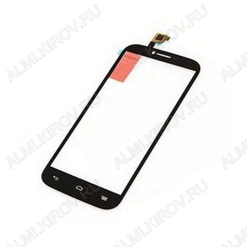 ТачСкрин для Alcatel OT-7047D/POP C9 черный