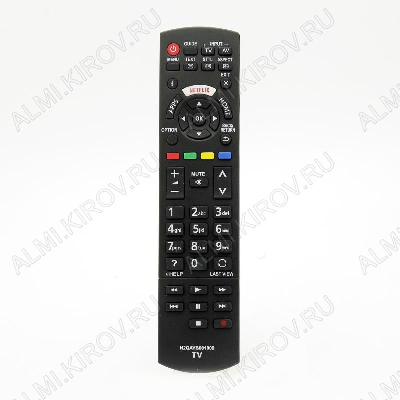ПДУ для PANASONIC N2QAYB001009 LCDTV