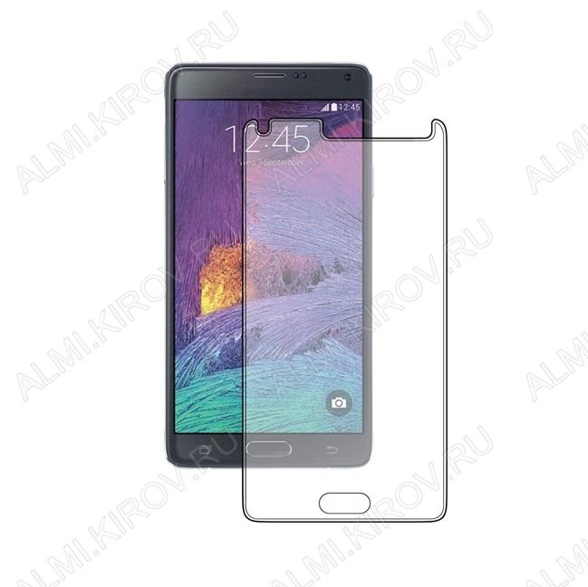 Защитное стекло Samsung N910 Galaxy Note 4