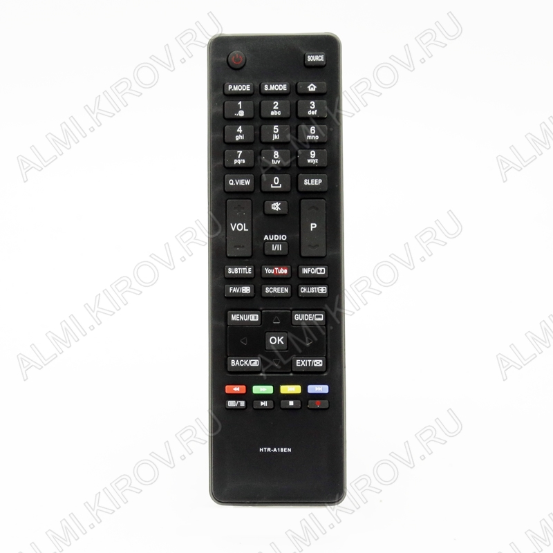 ПДУ для HAIER HTR-A18EN LCDTV