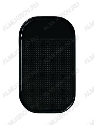 Коврик на приборную панель не скользящий (G2004) (77х135мм) черный