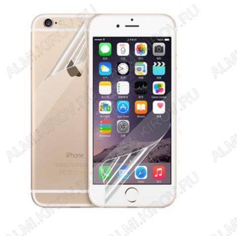 Защитная пленка Apple iPhone 6+ матовая