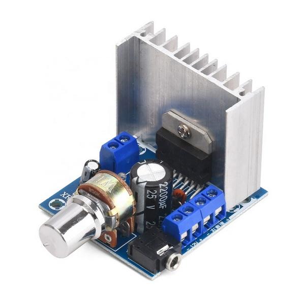 Радиоконструктор Усилитель 2х15Вт (на TDA7297) Широкий диапазон питания от 6 до 18 вольт