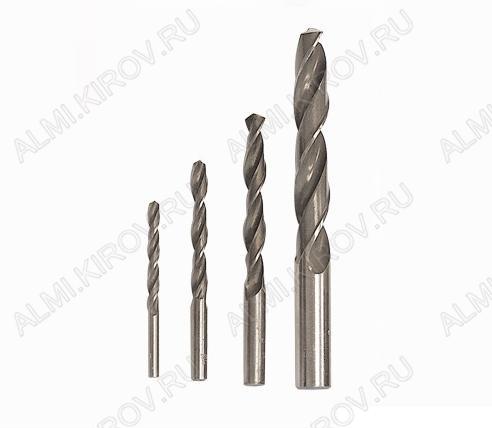 Сверло d=4,1 мм (1шт) (92041) Сталь Р6М5