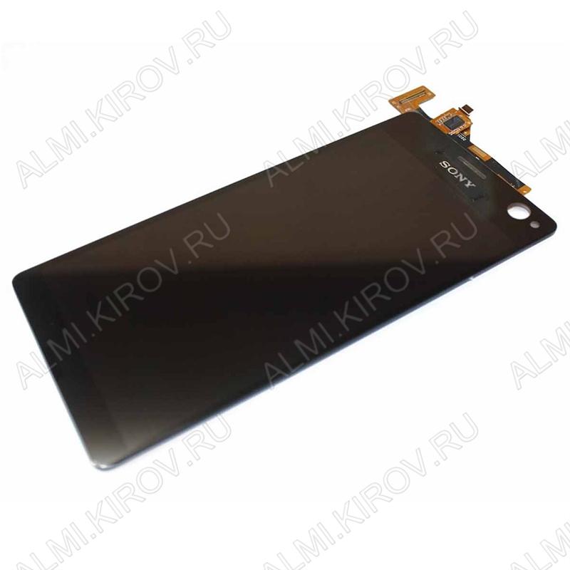 Дисплей для Sony Xperia C4 (E5303/E5333) + тачскрин черный