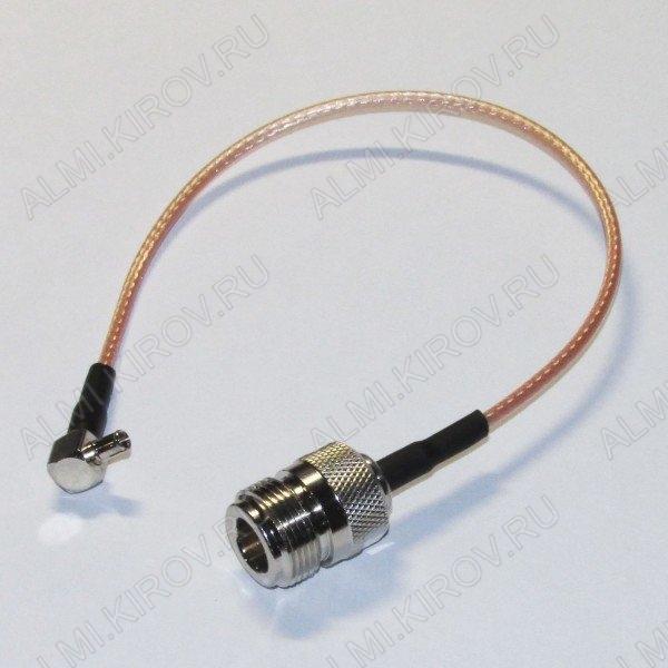 Адаптер антенный N гн/TS9 шт