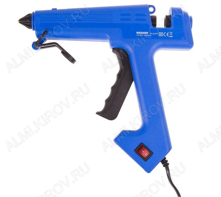 Пистолет для термоклея (d=11мм) 280W, серия ProfiMax 12-0119