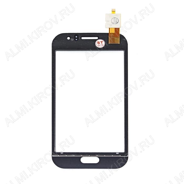 ТачСкрин для Samsung J110 Galaxy J1 Ace duos черный