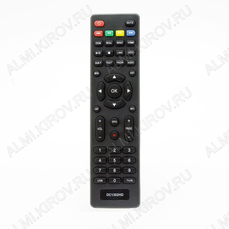 ПДУ для D-COLOR (для ресивера DC1302HD) DVB-T2