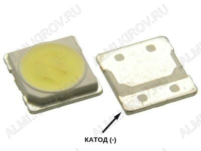 Светодиод SMD 3535 230mA, 6.0...6.5V.