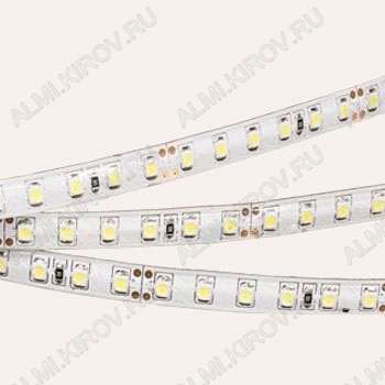 Лента светодиодная герметичная (3528*2) красная SMD3528-600R-12 ЭКОНОМ (цена за 1м)  12V, 0.8A/м, 120 LED/м,  ширина 8мм, IP65