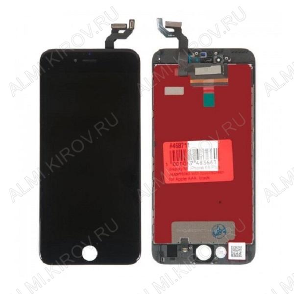 Дисплей для iPhone 6S + тачскрин черный