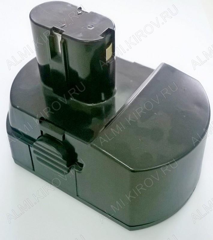 Аккумулятор 12В 1,3Ач для китайского шуруповерта (A0079-4B) с выступом