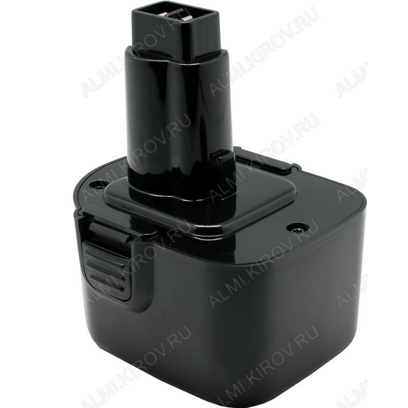 Аккумулятор для DEWOLT 12В; 2,0Ah