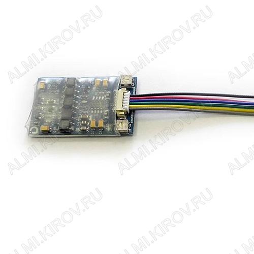 МСК СЛИМ Координатный модуль сопряжения видеодомофонов с подъездным домофоном