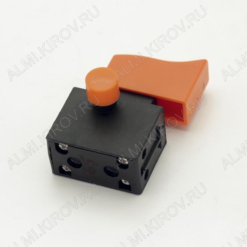 Выключатель-бочонок малый (A0165) KR5 10A 250V