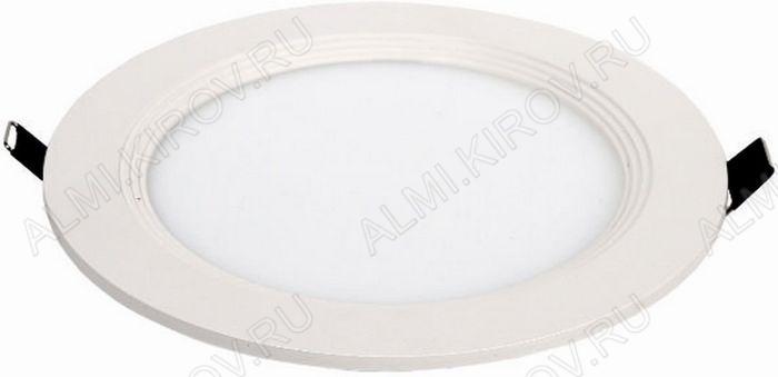 LED панель круглая RSP-7 5000K; 7W; 630Lm; IP 40; D120*100*23
