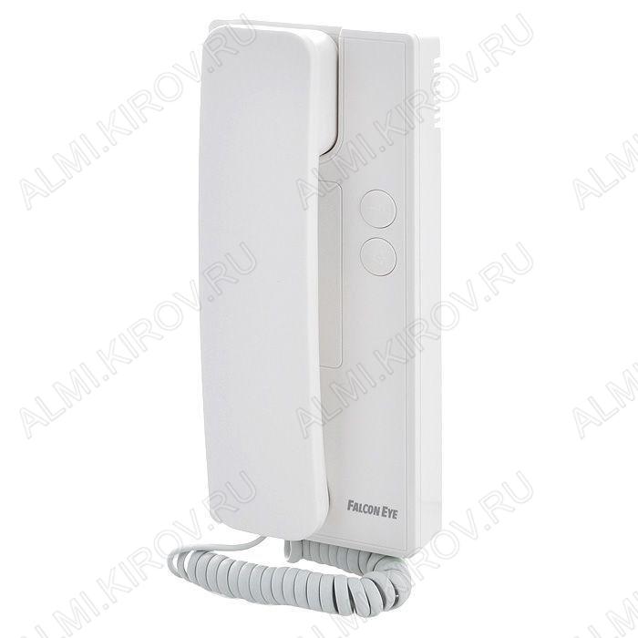 Трубка для домофона FE-12D белая цифровая