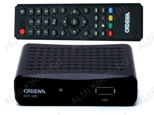 Ресивер эфирный CDT-100 без кабеля