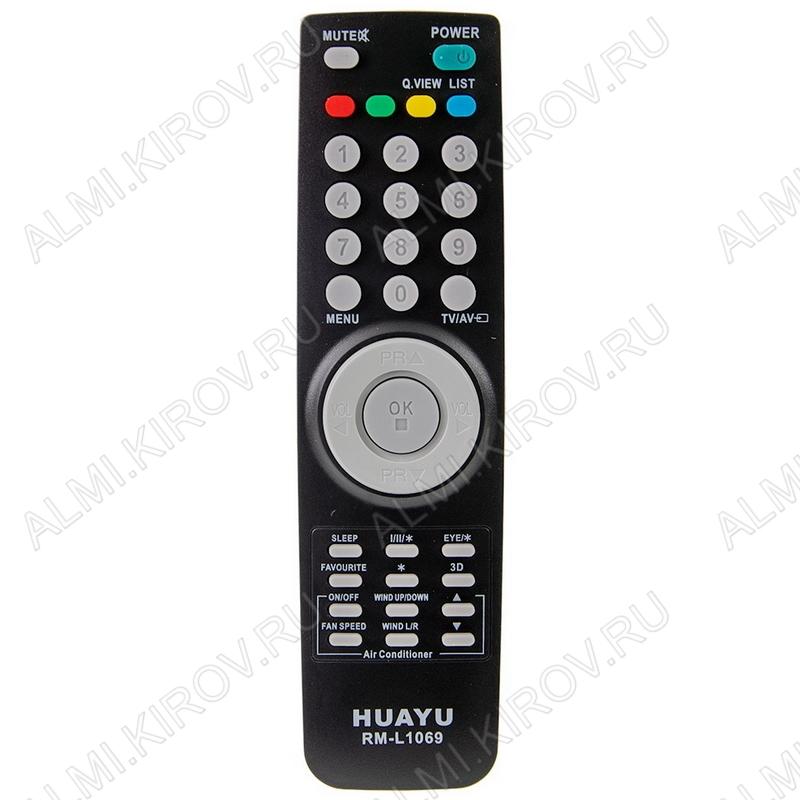 ПДУ для LG/GS RM-L1069 (MKJ54138914) LCDTV