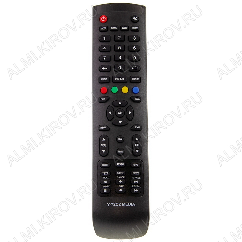 ПДУ для AKAI Y-72C2 MEDIA LCDTV