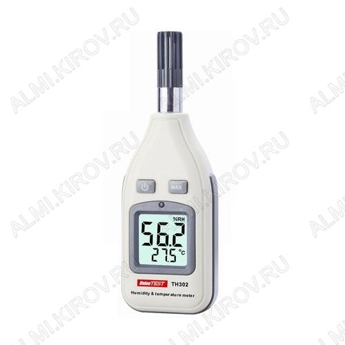 Измеритель влажности и температуры TH302