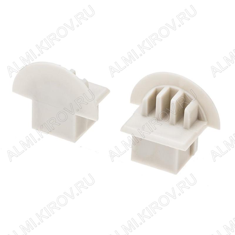 Заглушка PDS-F (014371)  для профилей серии PDS-F-2000 ANOD глухая; пластик