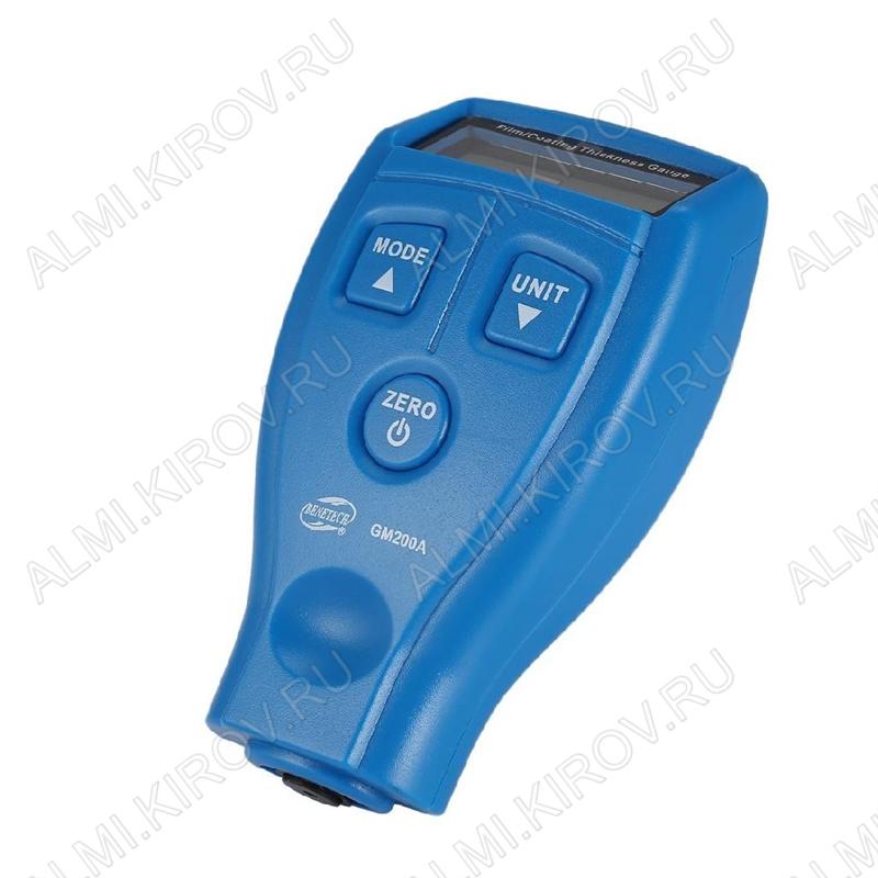 Толщиномер автомобильный GM200A