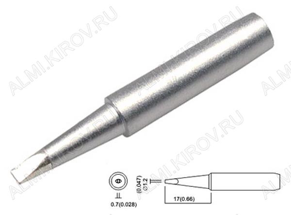 Наконечник QSS960-T-1.2D