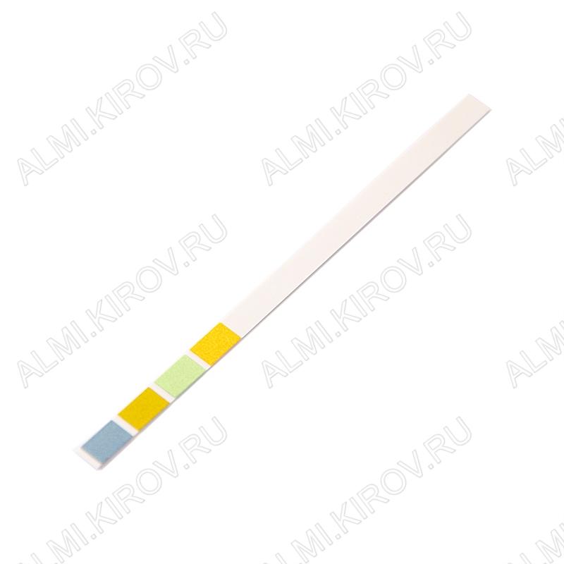 Индикаторная бумага PH тест полоски 150шт. PH от 0 до 14