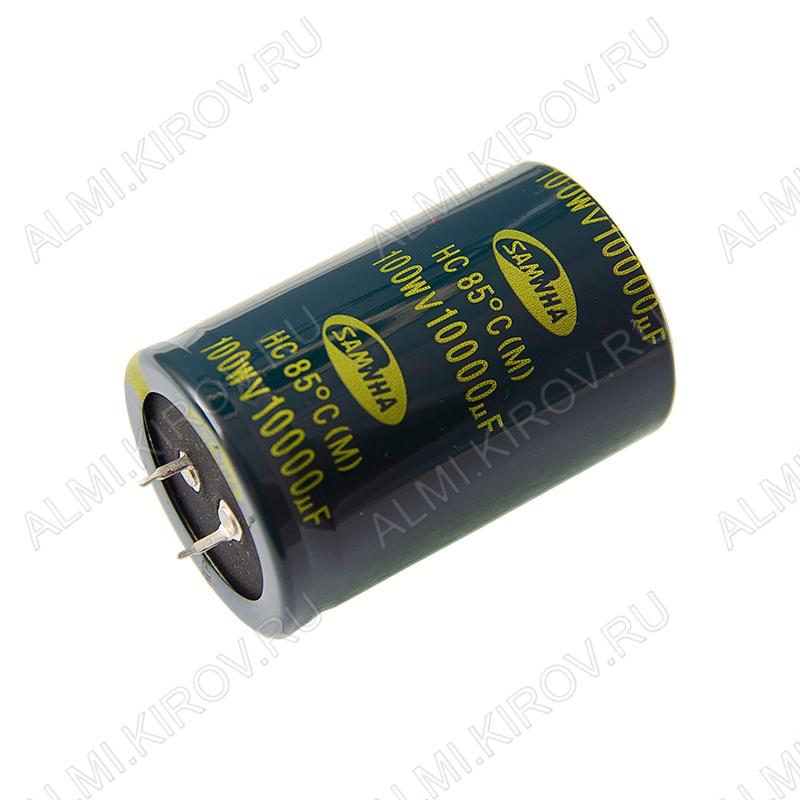 Конденсатор CAP10000/100V 4060