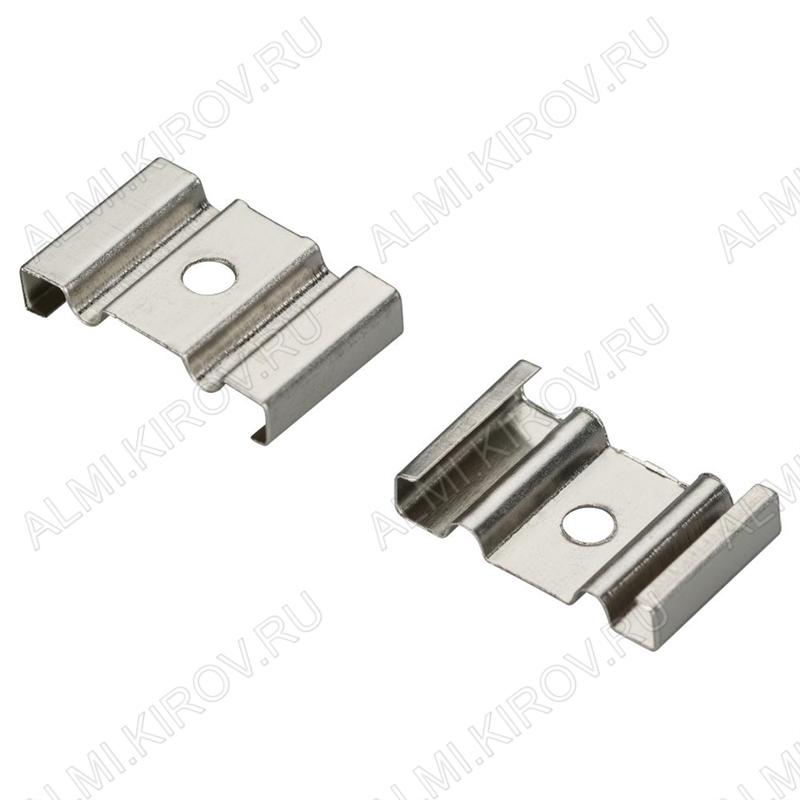 Держатель ARH-BENT-W18 (023093)  для профиля ARH-BENT-W18-2000 ANOD металл